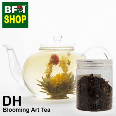 Dry Herbal - Blooming Art Tea - 50g