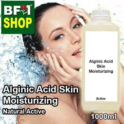Active - Alginic Acid Skin Moisturizing Active - 1L