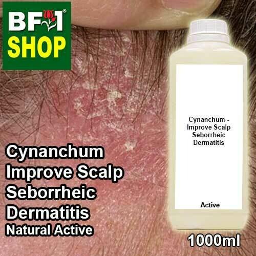 Active - Cynanchum - Improve Scalp Seborrheic Dermatitis Active - 1L