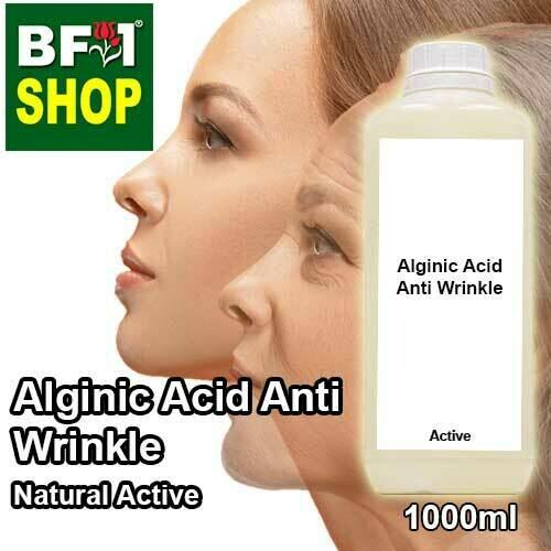 Active - Alginic Acid Anti Wrinkle Active - 1L