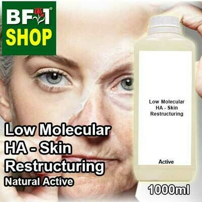 Active - Low Molecular HA - Skin Restructuring Active - 1L