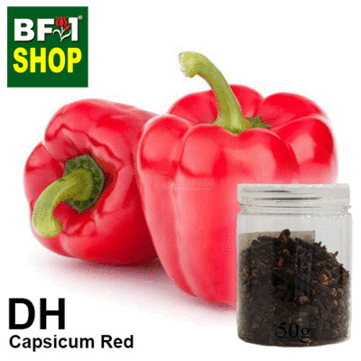 Dry Herbal - Capsicum Red	- 50g