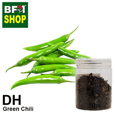 Dry Herbal - Chili - Green Chili - 50g