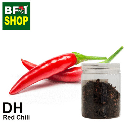 Dry Herbal - Chili - Red Chili - 50g