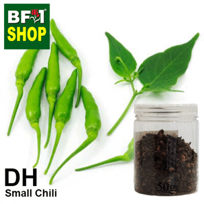Dry Herbal - Chili - Small Chili - 50g