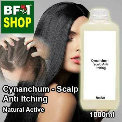 Active - Cynanchum - Scalp Anti Itching Active - 1L