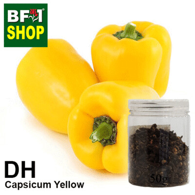 Dry Herbal - Capsicum Yellow - 50g