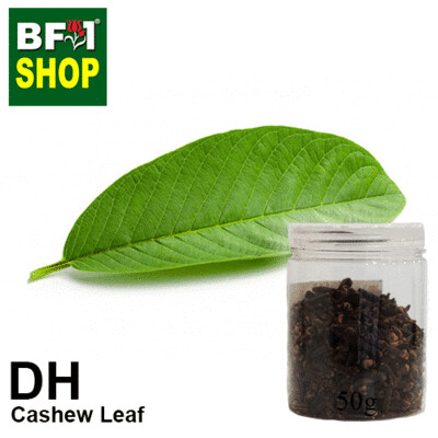 Dry Herbal - Cashew Leaf ( Anacardium Occidentale ) - 50g