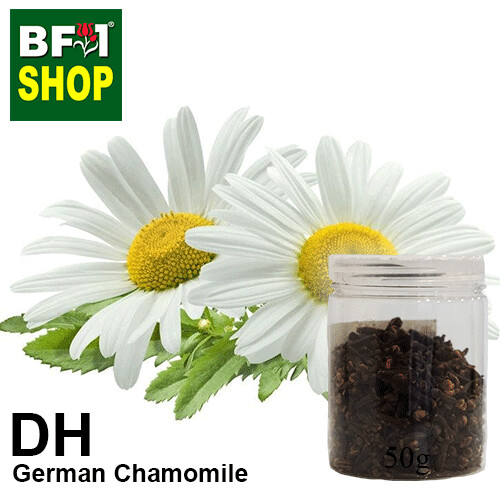 Dry Herbal - Chamomile - German Chamomile	- 50g