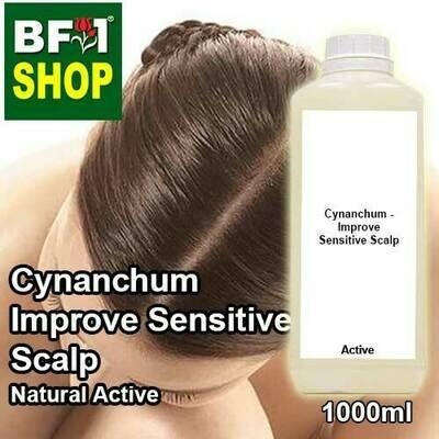 Active - Cynanchum - Improve Sensitive Scalp Active - 1L