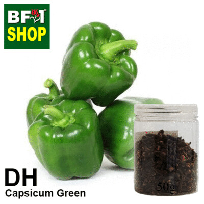 Dry Herbal - Capsicum Green - 50g