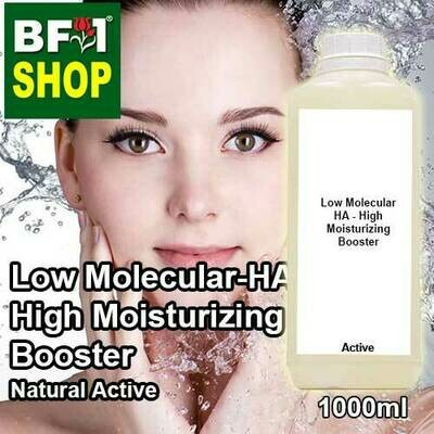 Active - Low Molecular HA - High Moisturizing Booster Active - 1L