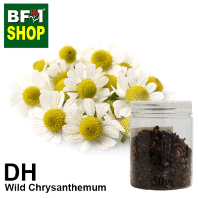 Dry Herbal - Chrysanthemum - Wild Chrysanthemum - 50g