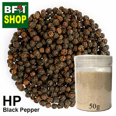 Herbal Powder - Black Pepper Herbal Powder - 50g