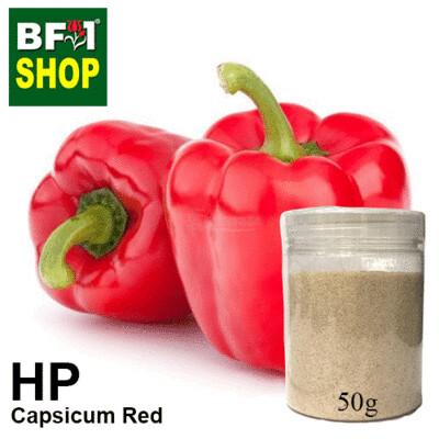 Herbal Powder - Capsicum Red Herbal Powder - 50g