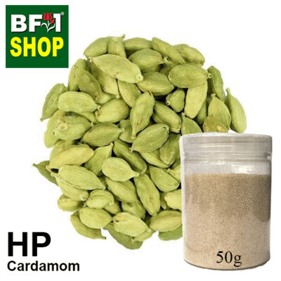 Herbal Powder - Cardamom Herbal Powder - 50g