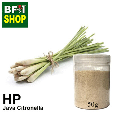 Herbal Powder - Citronella ( Java Citronella ) Herbal Powder - 50g