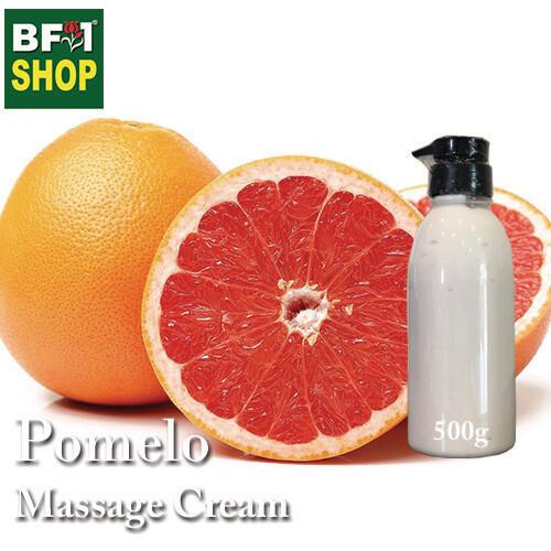 Massage Cream - Pomelo - 500g