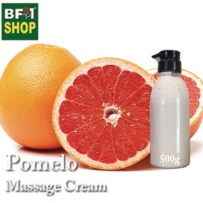 Massage Cream - Pomelo - 500g