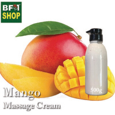 Massage Cream - Mango - 500g