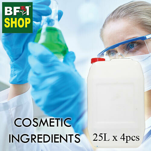 Perfume Ingredients - EDP Solution Scentless ( With Alcohol ) - 100L