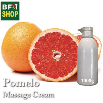 Massage Cream - Pomelo - 1000g