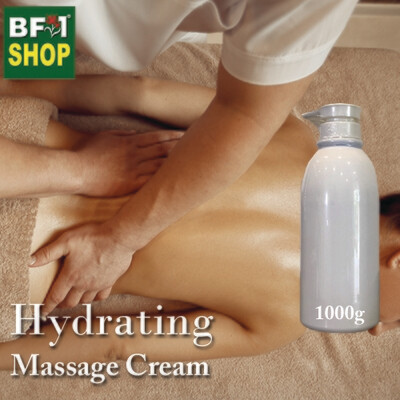 Massage Cream - Hydrating - 1000g