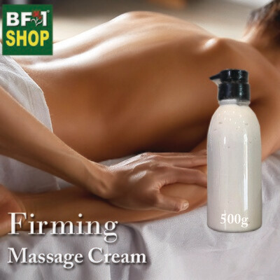 Massage Cream - Firming - 500g