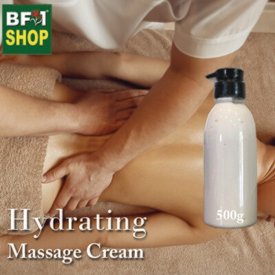 Massage Cream - Hydrating - 500g