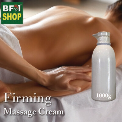 Massage Cream - Firming - 1000g