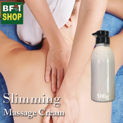 Massage Cream - Slimming - 500g