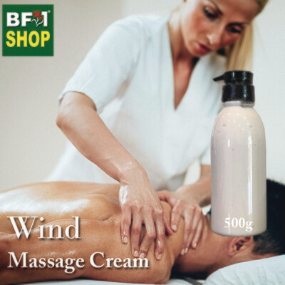 Massage Cream - Wind - 500g
