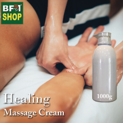 Massage Cream - Healing - 1000g