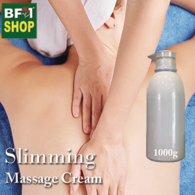 Massage Cream - Slimming - 1000g