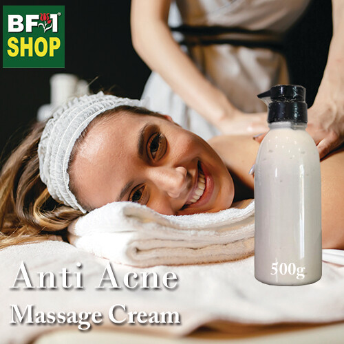 Massage Cream - Anti Acne - 500g
