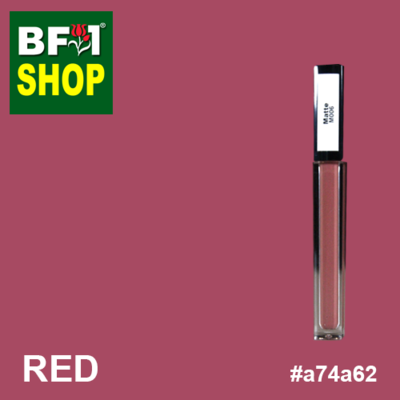 Shining Lip Matte Color - Red # a74a62  - 5g