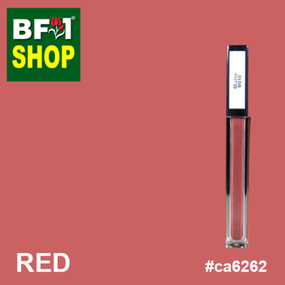 Shining Lip Matte Color - Red #CA6262 - 5g