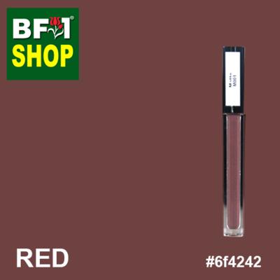 Shining Lip Matte Color - Red #6f4242 - 5g