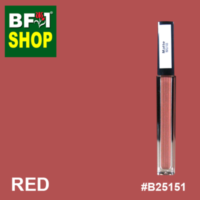 Shining Lip Matte Color - Red #B25151 - 5g