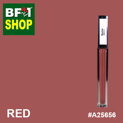 Shining Lip Matte Color - Red #A25656 - 5g