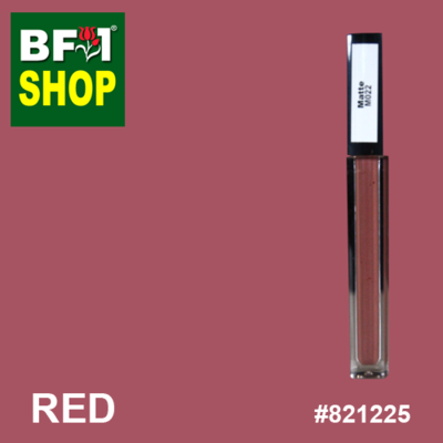 Shining Lip Matte Color - Red #821225 - 5g