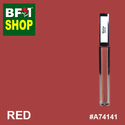 Shining Lip Matte Color - Red #A74141 - 5g