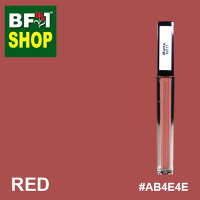 Shining Lip Matte Color - Red #AB4E4E - 5g