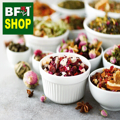 Dry Herbal - Basil - Purple Ruffles Basil - 1kg