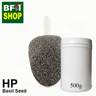 Herbal Powder - Basil Seed ( Ocimum Basilcum ) Herbal Powder - 500g