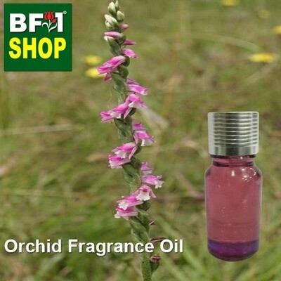Orchid Fragrance Oil-Austral Ladies' Tresses (Australia) > Spiranthes sinensis-10ml