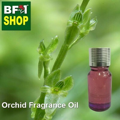 Orchid Fragrance Oil-Adder's-mouth [Bog] > Malaxis paludosa-10ml