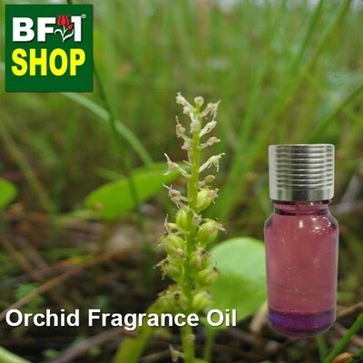 Orchid Fragrance Oil-Adder's-mouth [Pale leaf] > Malaxis monophyllos var. brachypoda-10ml