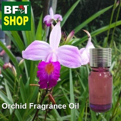 Orchid Fragrance Oil-Bamboo orchid > Arundiana bambusaefolia-10ml
