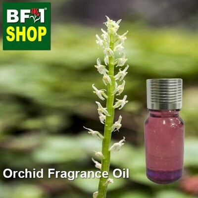 Orchid Fragrance Oil-Adder's-mouth [White] > Malaxis monophyllos var. brachypoda-10ml